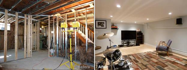 Antoine P - Queens Village, NY - Basement Remodeling