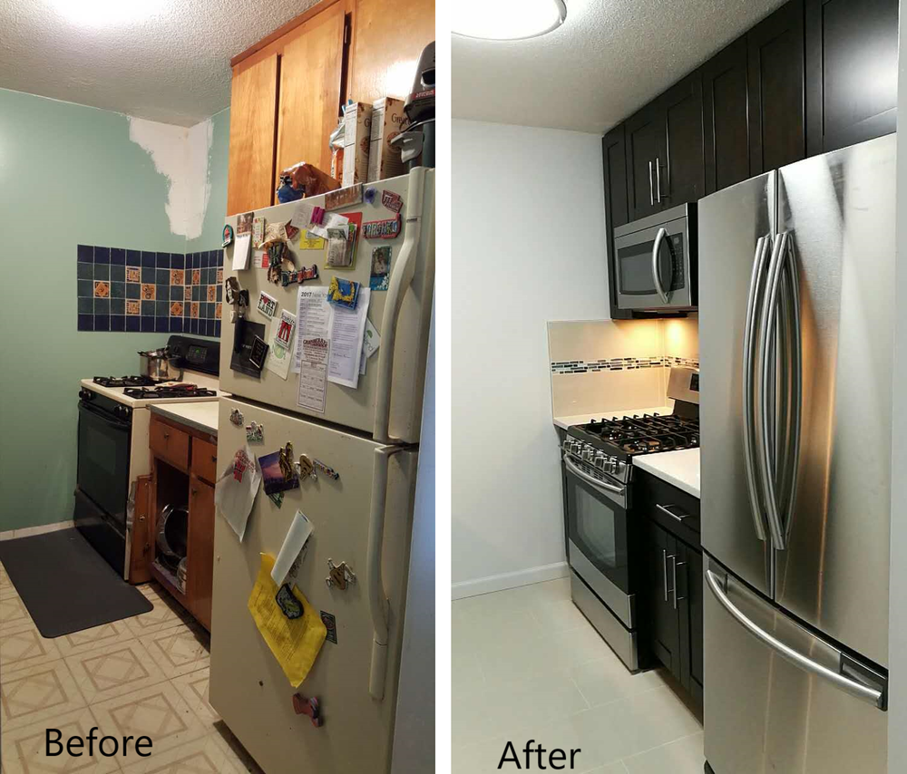 Catherine H - Kitchen Remodeling 01