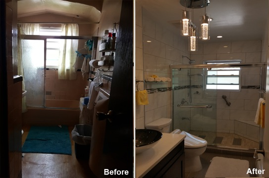Clarence F - Brooklyn, NY - Bathroom Remodeling