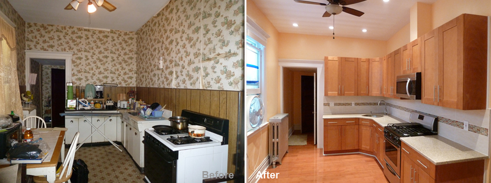 Clyde S - Brooklyn, NY - Kitchen Remodeling