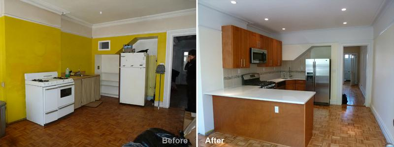 David R - Brooklyn, NY - Kitchen Remodeling
