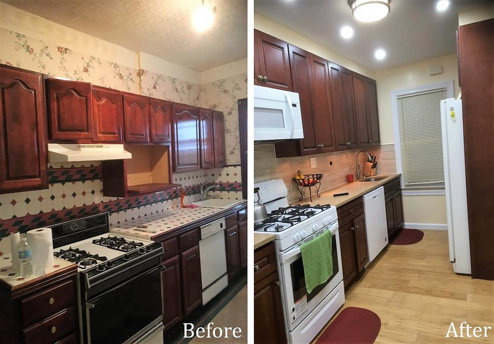 Delphine H - Queens, NY - Kitchen Remodeling