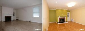 Dr. V. - Franklin Square - Multi-Room Remodeling