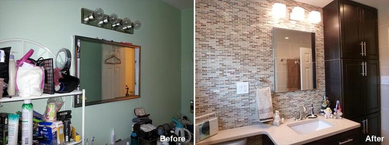 Eileen L Staten Island NY Beyond Designs Remodeling - Bathroom renovation staten island ny