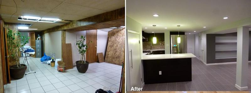 Elva L - Cambria Heights, NY - Basement Remodeling