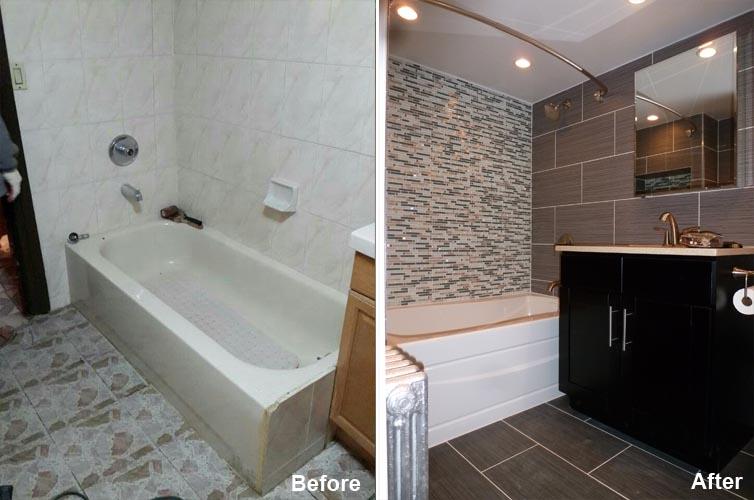 Francine C - Brooklyn, NY - Bathroom Remodeling