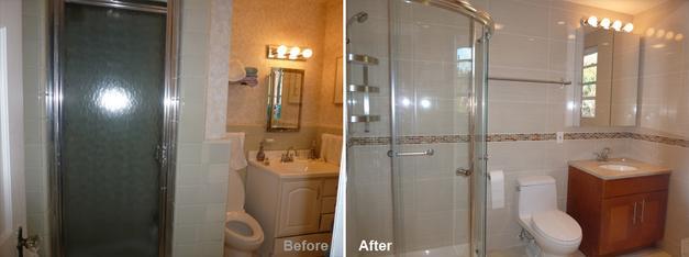 Gerald S - Forest Hills, NY - Bathroom Remodeling