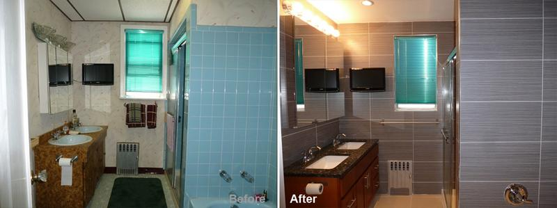 Irene F - Brooklyn, NY - Bathroom Remodeling