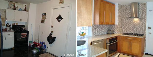 Irene F - Brooklyn, NY - Kitchen Remodeling