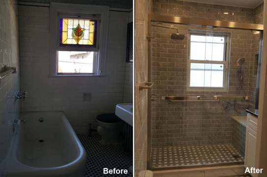 Joe B - Brooklyn, NY - Bathroom Remodeling