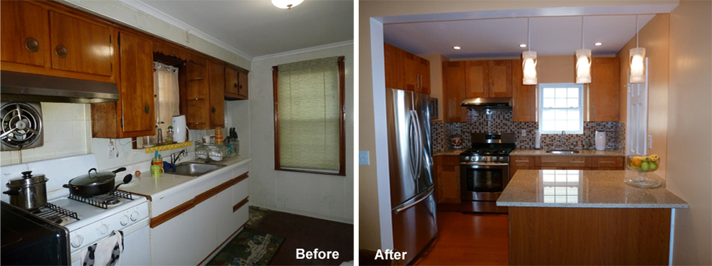 Jonathan A - Queens Village, NY - Kitchen Remodeling