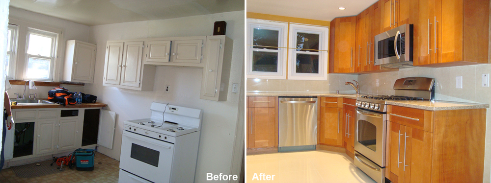 Judith M - Fresh Meadows, NY - Kitchen Remodeling