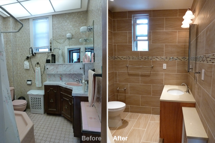 Lino L - Astoria, NY - Bathroom Remodeling