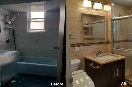 Lou M - Bathroom Remodeling