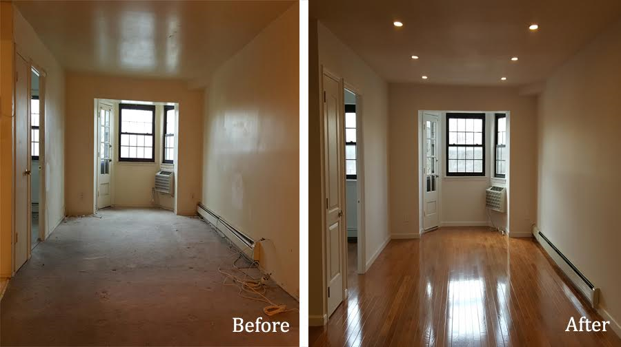 Michele L - Brooklyn, NY - Multi-Room Remodeling 01