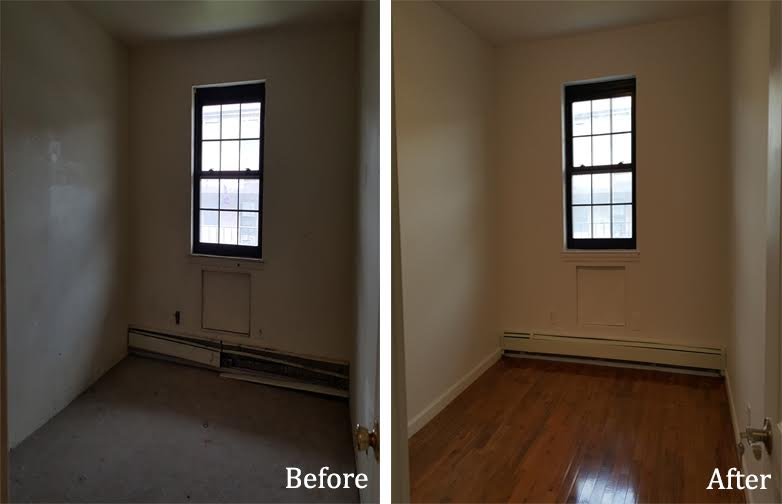Michele L - Brooklyn, NY - Multi-Room Remodeling 02