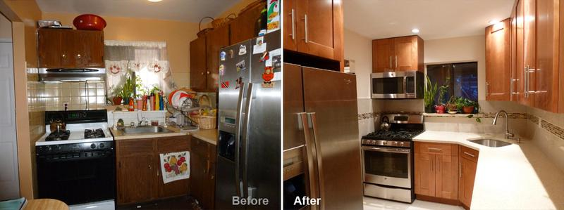 Patricia S - Brooklyn, NY - Kitchen Remodeling