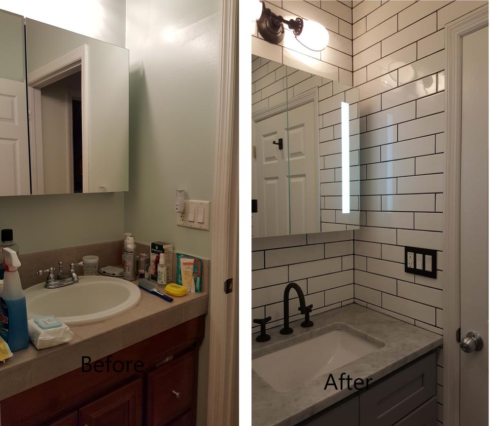 Rei Y - Bathroom Remodeling 01