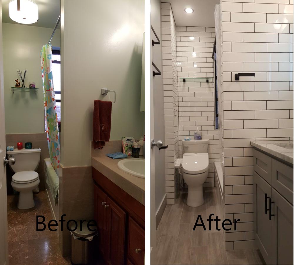 Rei Y - Bathroom Remodeling 02