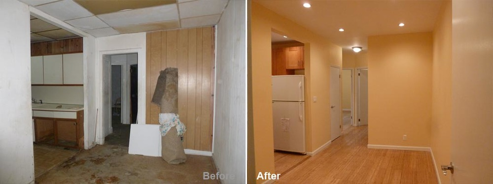Rose H - East Elmhurst, NY - Multi-Room Remodeling