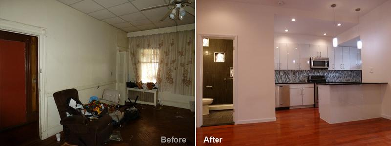 Stacy G - Brooklyn, NY - Full House Remodeling
